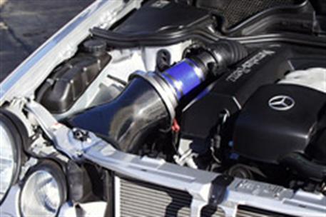 GruppeM carbonové sání pro Mercedes-Benz E-Class 210 3.2 V6