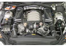 GruppeM carbonové sání pro Mercedes-Benz SL-Class 230 5.0