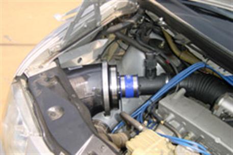 GruppeM carbonové sání pro Mercedes-Benz V-Class 638 2.3