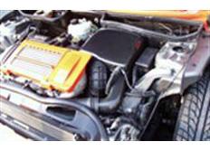 GruppeM carbonové sání pro Mini R50/R52/R53 Cooper S M/T 1.6 S/C (r.v. 01-07)