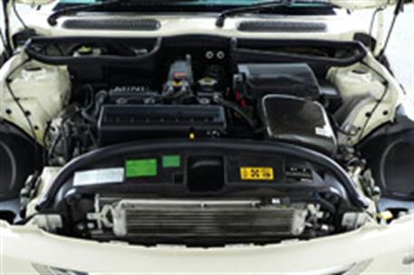 GruppeM carbonové sání pro Mini R50/R52/R53 One/Cooper CVT 1.6 NA (r.v. 01-08)
