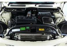 GruppeM karbonové sání pro Mini R50/R52/R53 One/Cooper CVT 1.6 NA (r.v. 01-08)