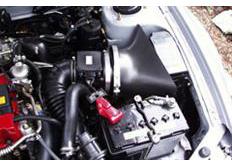 GruppeM karbonové sání pro Mitsubishi Lancer EVO5 4WD Turbo
