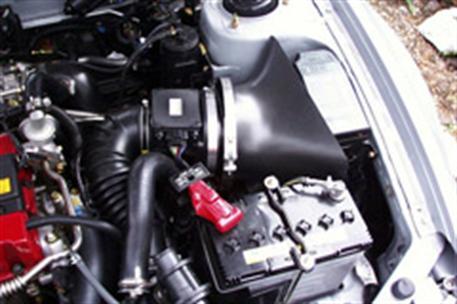 GruppeM carbonové sání pro Mitsubishi Lancer EVO6 4WD Turbo