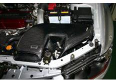 GruppeM karbonové sání pro Mitsubishi Lancer EVO8 MR 4WD Turbo