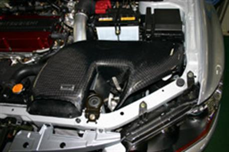 GruppeM carbonové sání pro Mitsubishi Lancer EVO9 4WD Turbo