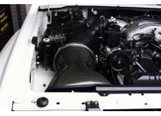 GruppeM carbonové sání pro Mitsubishi Pajero V55