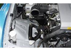 GruppeM carbonové sání pro Mitsubishi Pajero V75
