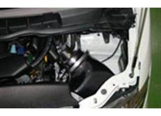 GruppeM carbonové sání pro Nissan Elgrand NE51 4WD