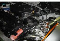 GruppeM karbonové sání pro Nissan Fairlady Z (HZ33)