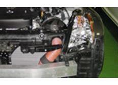 GruppeM carbonové sání pro Nissan Fairlady Z (HZ33)