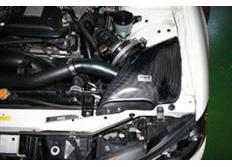 GruppeM carbonové sání pro Nissan Silvia S15 Turbo