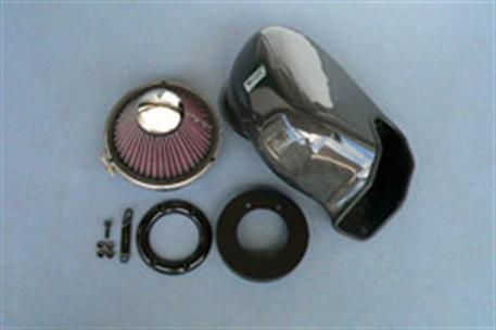 GruppeM carbonové sání pro Nissan Skyline HNR32 4WD Turbo