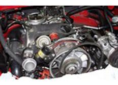 GruppeM carbonové sání pro Porsche 911 (930) 3.3 Turbo
