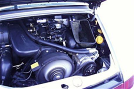GruppeM carbonové sání pro Porsche 911 (964) 3.6 Carrera 2&4
