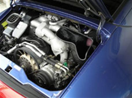 GruppeM carbonové sání pro Porsche 911 (993) 3.6 Carrera 4S