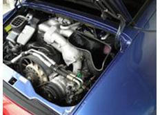 GruppeM karbonové sání pro Porsche 911 (993) 3.6 Carrera 4S