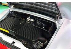 GruppeM karbonové sání pro Porsche 911 (993) 3.6 GT2