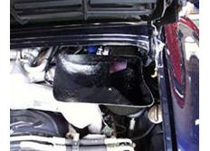 GruppeM karbonové sání pro Porsche 911 (993) 3.8 RS
