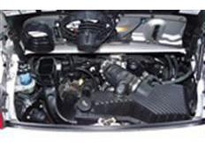 GruppeM carbonové sání pro Porsche 911 (996) 3.6 Carrera 4S
