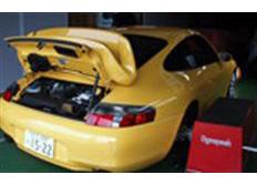GruppeM carbonové sání pro Porsche 911 (996) 3.6 GT3 (r.v. 99-01)