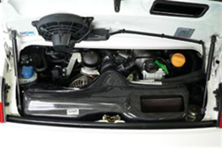 GruppeM carbonové sání pro Porsche 911 (996) 3.6 GT3 (r.v. 04-06)