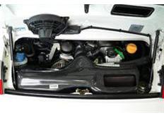 GruppeM karbonové sání pro Porsche 911 (996) 3.6 GT3 RS (r.v. 04-06)