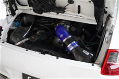 GruppeM carbonové sání pro Porsche 911 (997) 3.6 Carrera