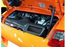 GruppeM carbonové sání pro Porsche 911 (997) 3.6 GT3/RS