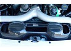 GruppeM carbonové sání pro Porsche 911 (997) 3.6 Turbo