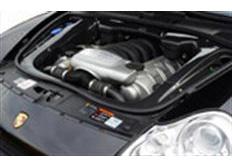 GruppeM carbonové sání pro Porsche Cayenne (955) 4.5 V8 S/Turbo