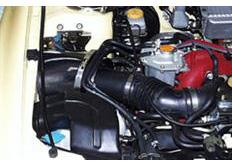 GruppeM carbonové sání pro Subaru Impreza GC8 Turbo