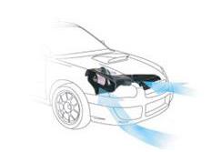 GruppeM carbonové sání pro Subaru Impreza GDA Turbo (r.v.05-07)