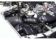 GruppeM carbonové sání pro Subaru Legacy BG5 Turbo