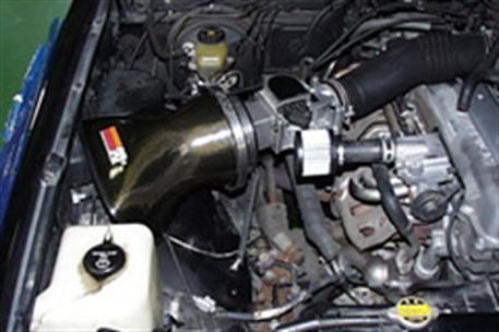 GruppeM carbonové sání pro Toyota Land Cruiser (r.v.92-95)