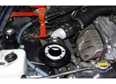 GruppeM carbonové sání pro Toyota Land Cruiser (r.v.95-98)