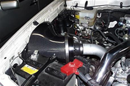 GruppeM carbonové sání pro Toyota Land Cruiser Diesel Turbo (r.v.98-02)