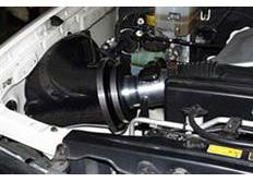 GruppeM carbonové sání pro Toyota Land Cruiser (r.v.98-05)