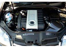 GruppeM karbonové sání pro Volkswagen Golf 5 2.0 GTi/GTX (r.v. 05-09)