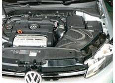 GruppeM carbonové sání pro Volkswagen Golf 6 1.4TSI (160ps)