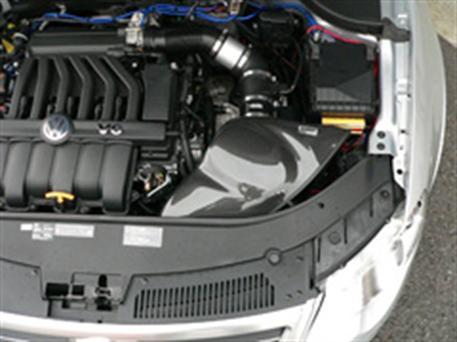 GruppeM carbonové sání pro Volkswagen Passat 3C 3.6 R36 V6 (r.v.08-)
