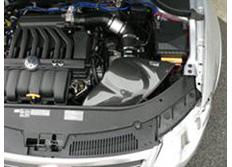 GruppeM karbonové sání pro Volkswagen Passat 3C 3.6 R36 V6 (r.v.08-)