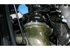 GruppeM carbonové sání pro Volkswagen Touareg 3.2 V6 (r.v.03-07)