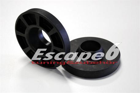 Podložky pro zvýšení vozu ST Suspensions pro Seat Leon (1P) r.v. od 09/05 zadní náprava +20 mm
