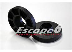 Podložky pro zvýšení vozu ST Suspensions pro Seat Altea (5P vč. XL) r.v. od 03/04 zadní náprava +20 mm