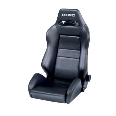 RECARO sedadlo Speed v celokoženkovém provedení