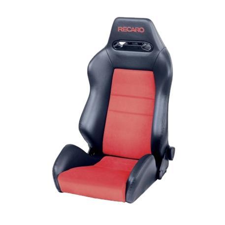 RECARO sedadlo Speed v kombinaci koženky a Dinamicy