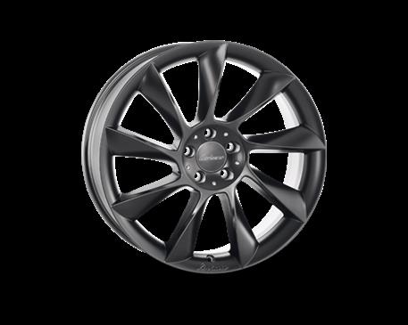 ALU kolo Lorinser RS8 8,5x19 černé