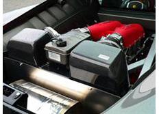 GruppeM carbonové sání pro Ferrari F430 4.3 Coupe
