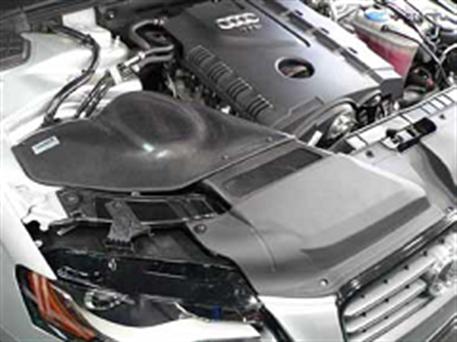 GruppeM carbonové sání pro Audi A4/A5 (B8) 2.0 TFSI (11-)